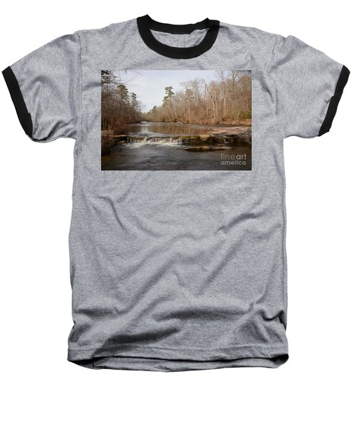 I Love To Go A Wanderin' Yellow River Park -georgia Baseball T-Shirt