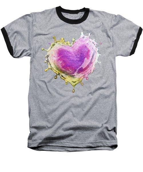 I Love You More Baseball T-Shirt