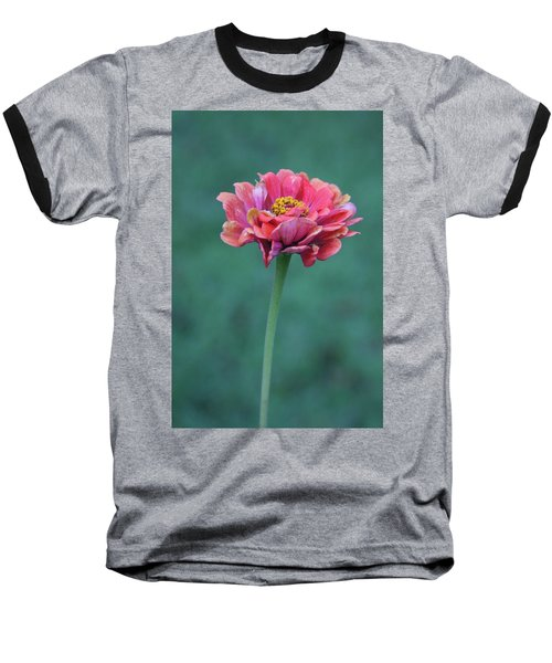 I Must Have Flowers... Baseball T-Shirt by Vadim Levin