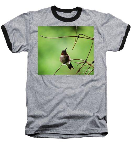I Need A Drink Baseball T-Shirt
