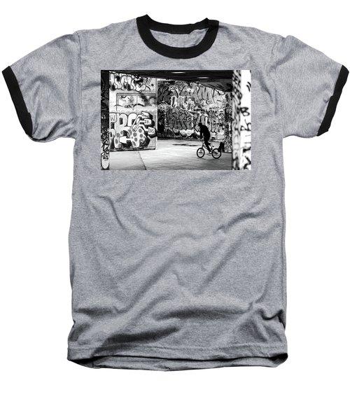 I Ride Alone Baseball T-Shirt