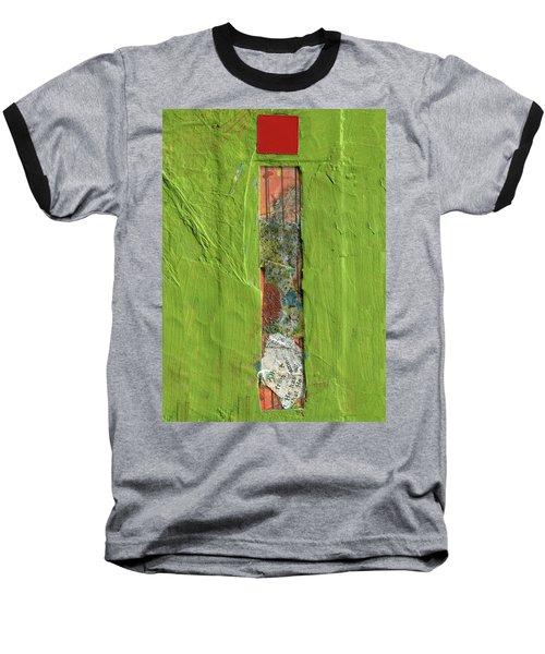 The Letter I Baseball T-Shirt
