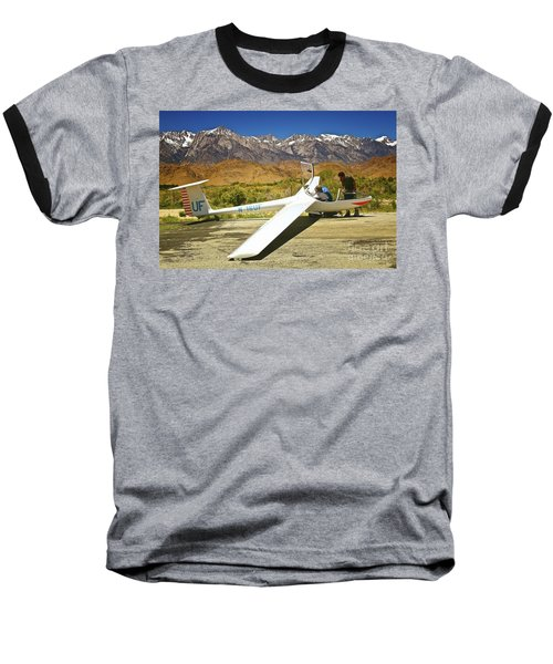 I See The Parachute Where's The Engine Baseball T-Shirt