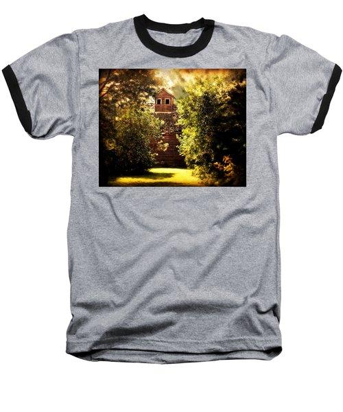 I See You Baseball T-Shirt by Julie Hamilton