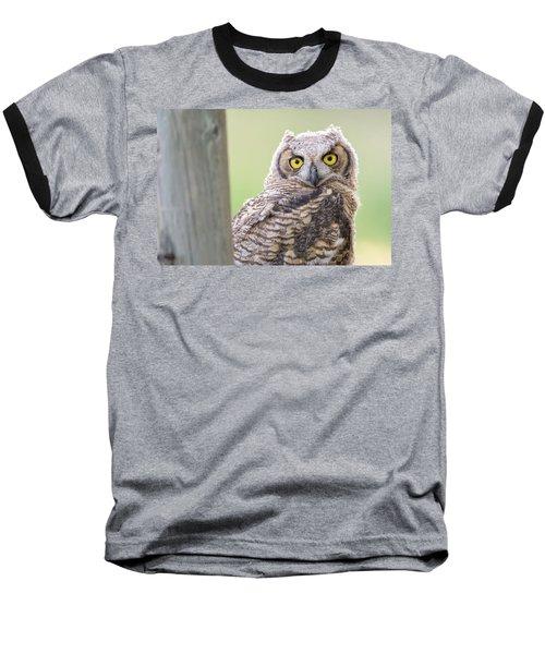 I See You Baseball T-Shirt by Scott Warner