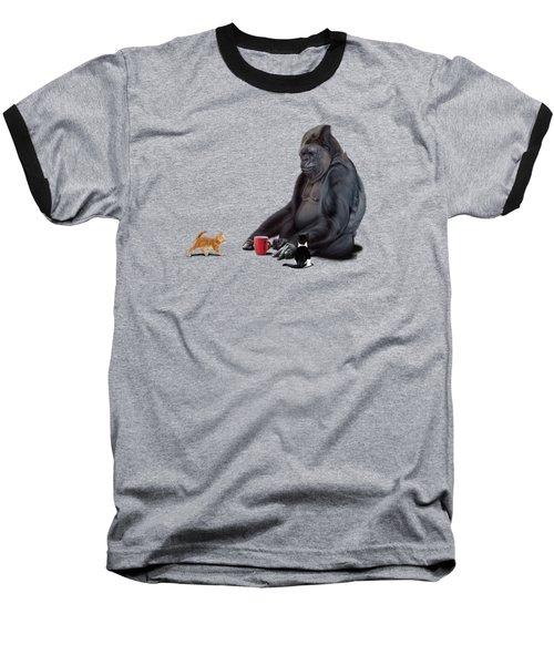 I Should Koko Colour Baseball T-Shirt