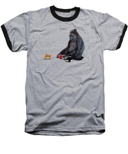 I Should, Koko Baseball T-Shirt