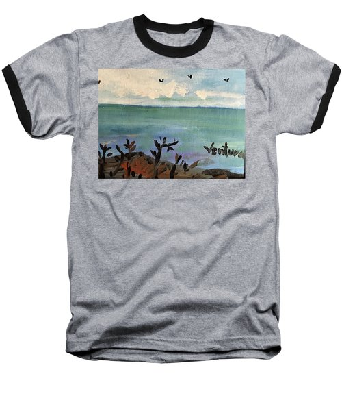 I Stood There And Watched It All Baseball T-Shirt