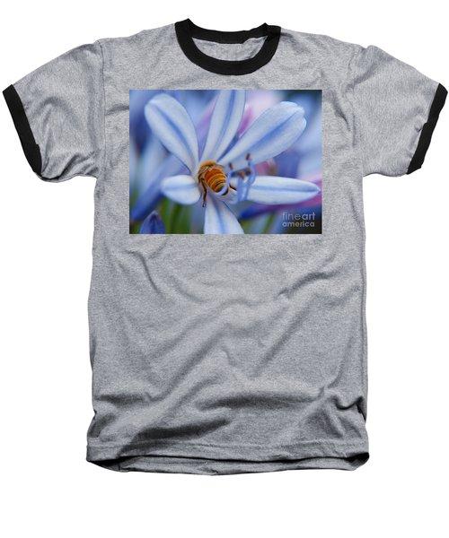 I Want More Baseball T-Shirt by Trena Mara