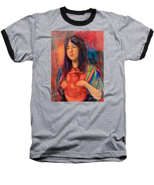 I Want This Jug Baseball T-Shirt by Marcia Dutton