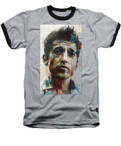 I Want You  Baseball T-Shirt by Paul Lovering