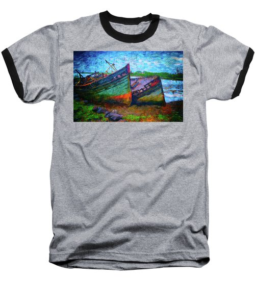 I Will Never Leave You Baseball T-Shirt
