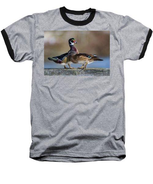 I Wuv You Baseball T-Shirt