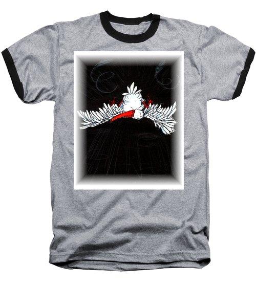 Ibis Down Baseball T-Shirt