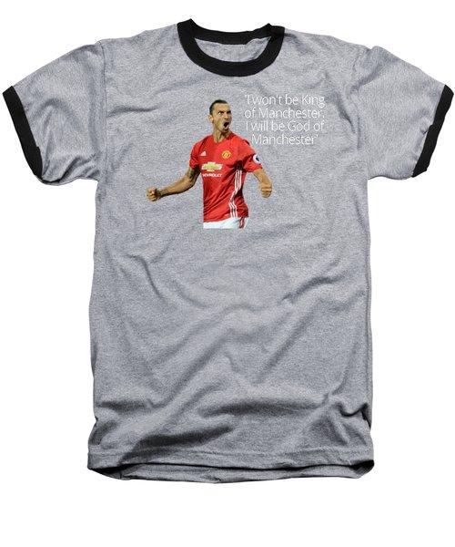 Ibrahimovic Baseball T-Shirt