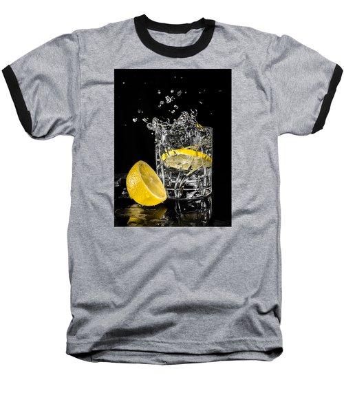 Ice And A Slice Baseball T-Shirt