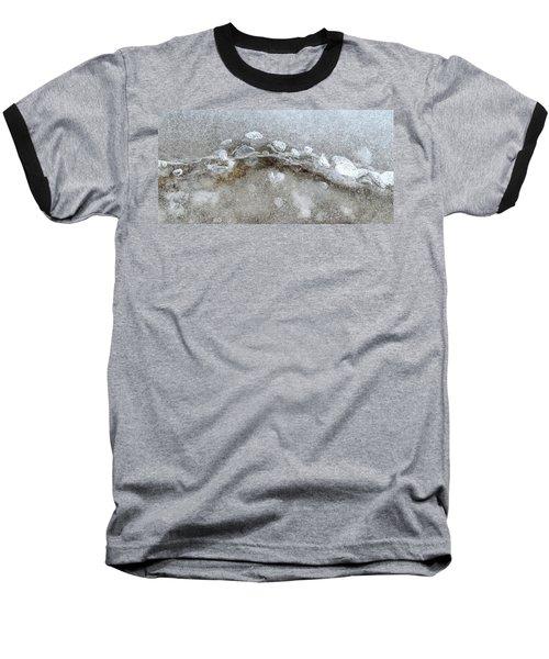 Ice And The Beach Four  Baseball T-Shirt