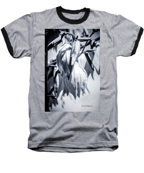 Baseball T-Shirt featuring the photograph Ice Ball by Stwayne Keubrick