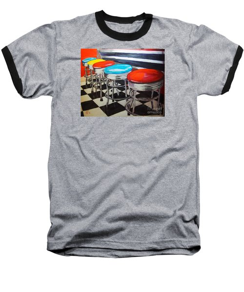 Ice Cream Anyone? Baseball T-Shirt