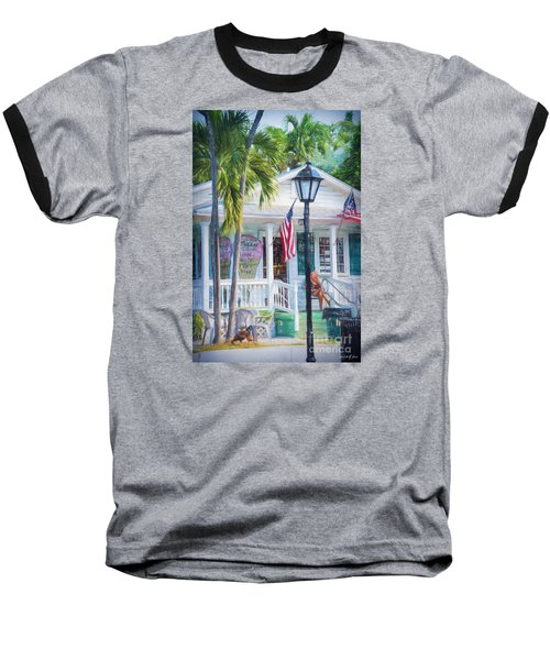 Ice Cream In Key West Baseball T-Shirt