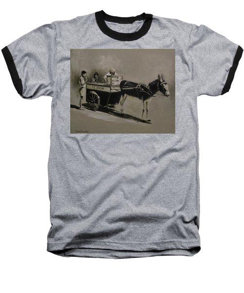 Ice Cream Man. Baseball T-Shirt
