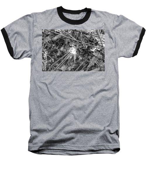 Ice Crystal In January Baseball T-Shirt