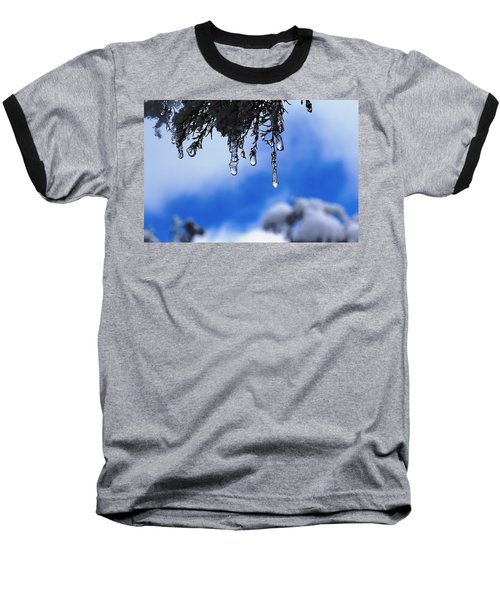 Ice Drops Baseball T-Shirt