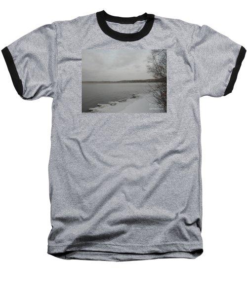 Ice Edge Baseball T-Shirt