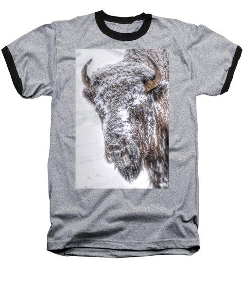 Ice Faced Baseball T-Shirt