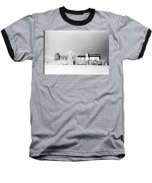 Ice Farm Baseball T-Shirt