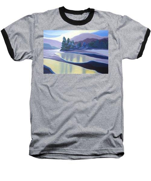 Ice Floes Baseball T-Shirt