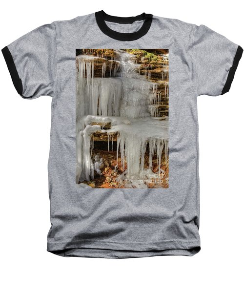 Ice Flow Baseball T-Shirt