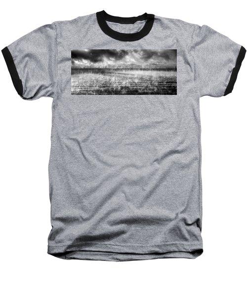 Ice Fog  Baseball T-Shirt
