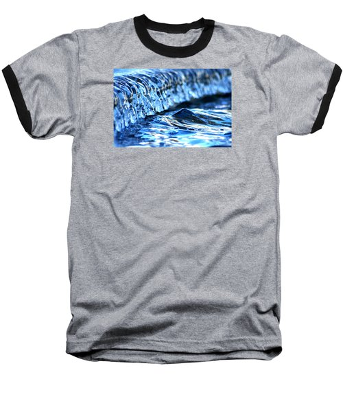 Ice Formation 08 Baseball T-Shirt