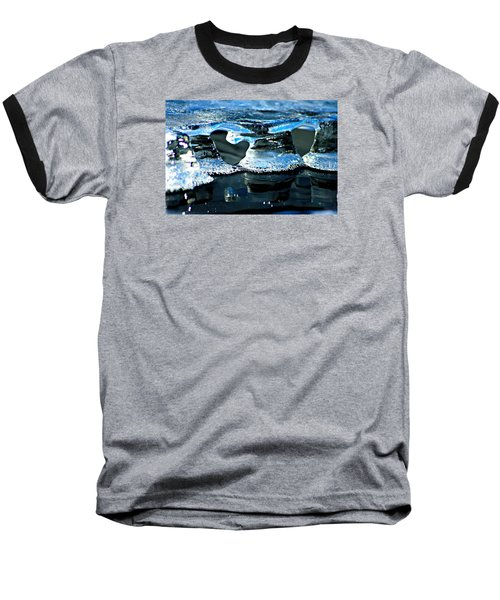 Ice Formation 10 Baseball T-Shirt