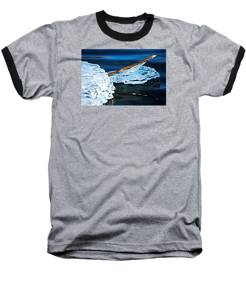 Ice Formation 12 Baseball T-Shirt