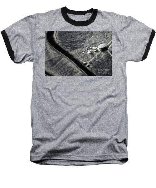 Ice Patterns I Baseball T-Shirt