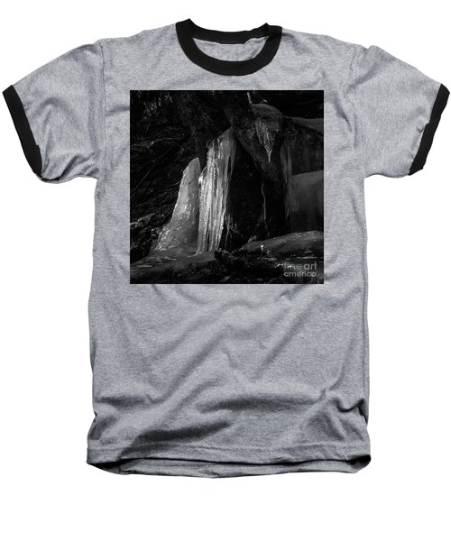 Icicle Of The Forest Baseball T-Shirt