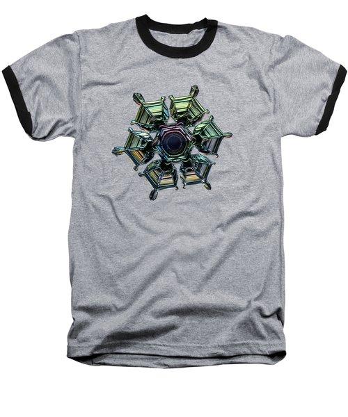 Ice Relief, Black Version Baseball T-Shirt