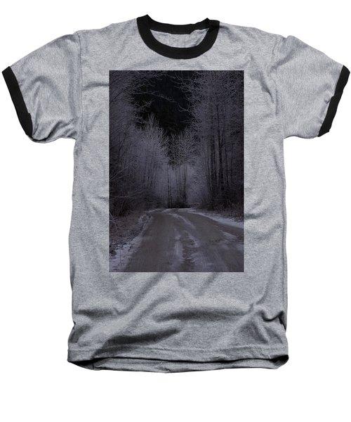 Ice Road Baseball T-Shirt