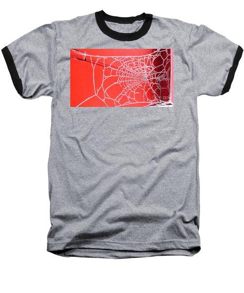 Ice Web Baseball T-Shirt