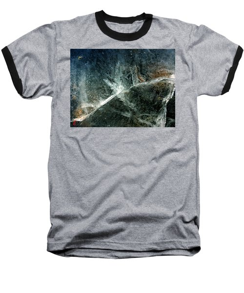 Ice Winter Denmark Baseball T-Shirt