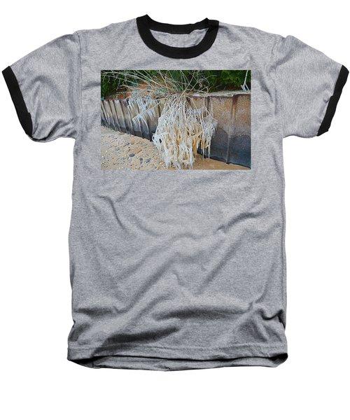 Iced Over Baseball T-Shirt