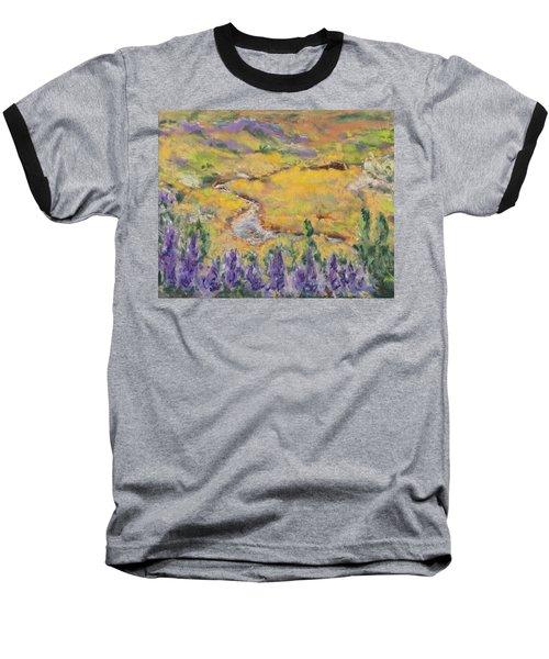 Icelandic Adventure Baseball T-Shirt