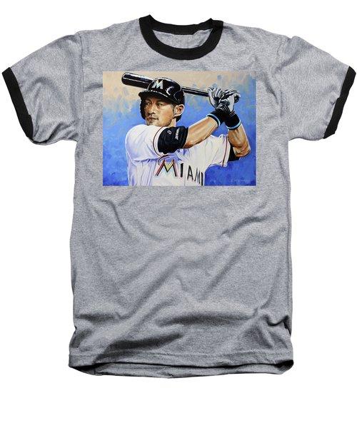 Ichiro Baseball T-Shirt