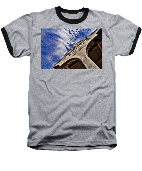 Baseball T-Shirt featuring the photograph Ict by Brian Duram
