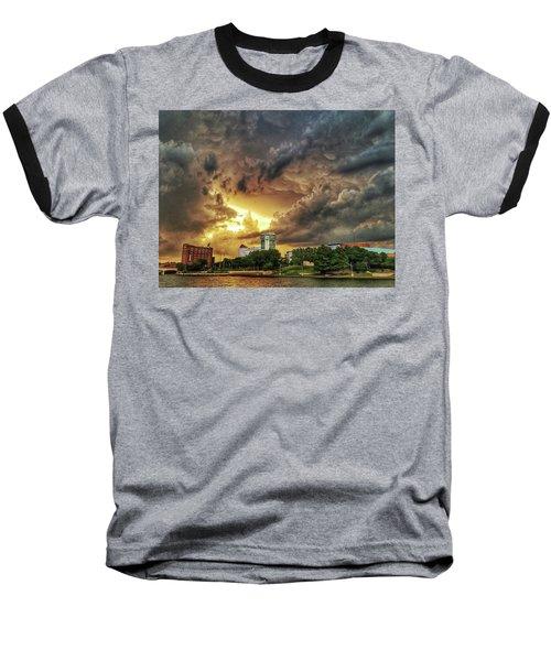 Ict Storm - From Smrt-phn L Baseball T-Shirt