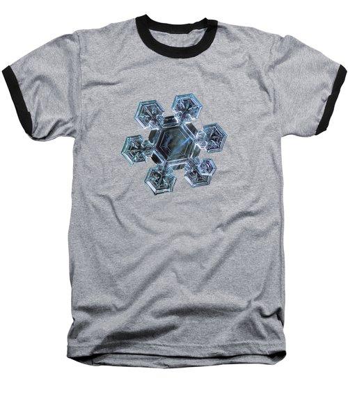 Icy Jewel, Panoramic Version Baseball T-Shirt