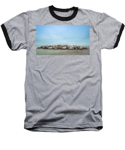 Icy Morning Baseball T-Shirt