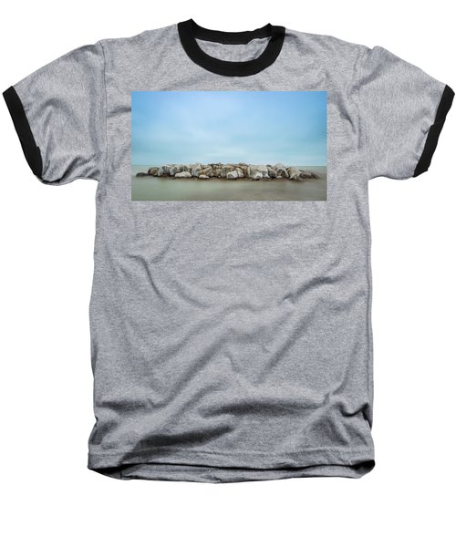 Icy Morning Baseball T-Shirt